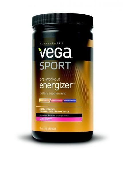 VEGA Sport - Pre Workout Energizer - Acai