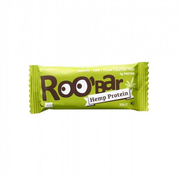 ROOBAR Hanf-Protein 20 x 30g, Bio