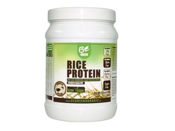 Veganes Reisprotein Geschmack Vanille 500g