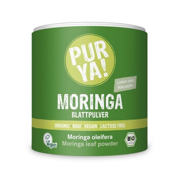 PURYA! Bio Moringa Pulver
