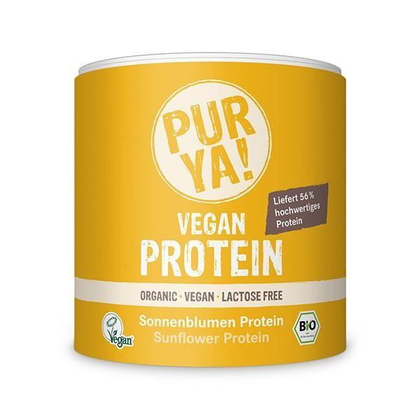 PURYA! Bio Vegan Protein - Sonnenblumen Protein