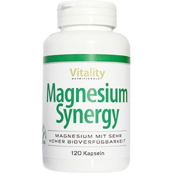 Magnesium Synergy von Vitality