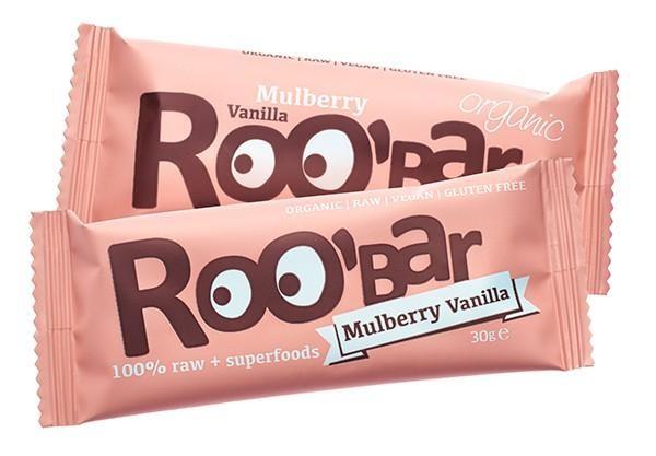 ROOBAR Maulbeere & Vanille 20 x 30g, Bio
