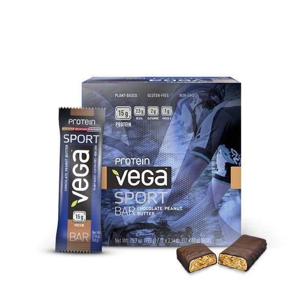 Vega Protein Bar Chocolate Peanut Butter