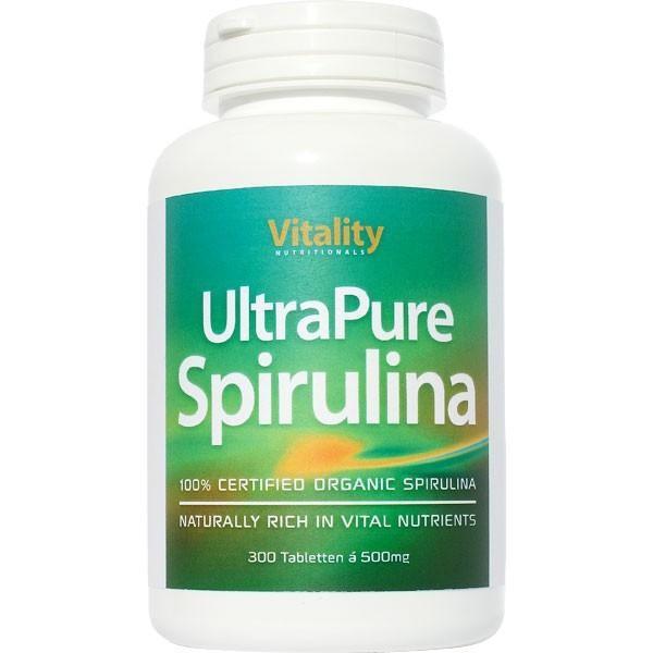 Vitality Spirulina