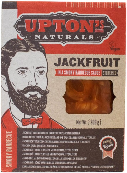 JACKFRUIT - Uptons, BAR-BE-QUE