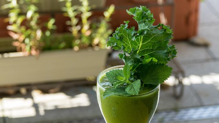 Detox Rezept green smoothie
