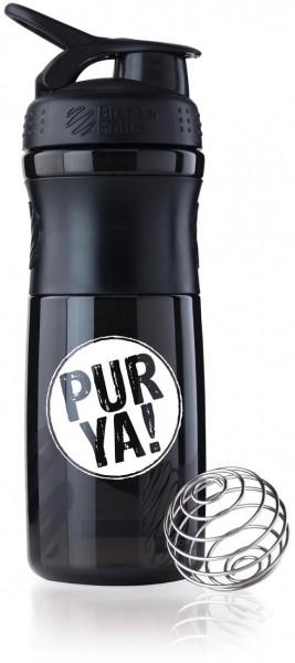 PURYA! Shaker - Black