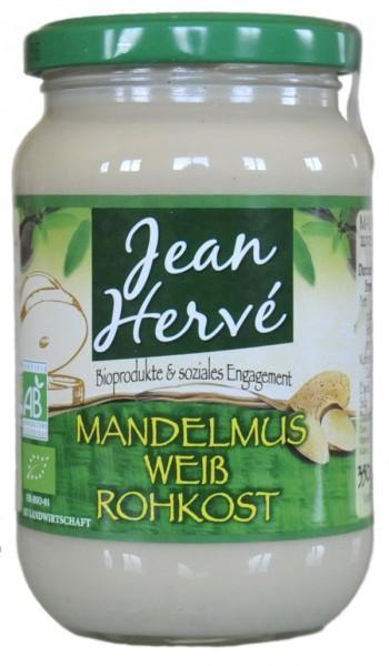 Jean Hervé BIO - Mandelmus weiss in Rohkost Qualität