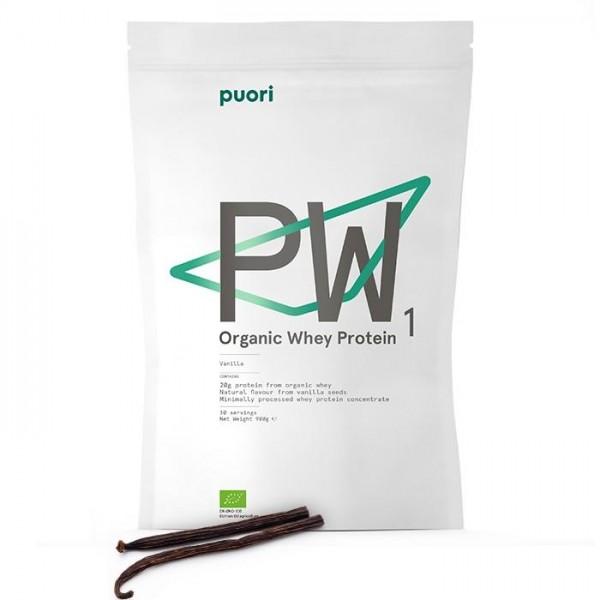 PUORI PW1 - Pure Whey Vanilla, bio