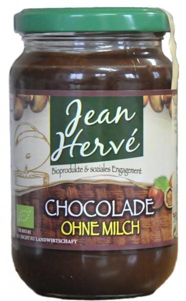 Jean Hervé, BIO Chocolade ohne Milch / ohne Palmfett