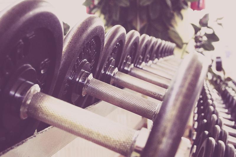 Muskelaufbau mit Proteinpulver
