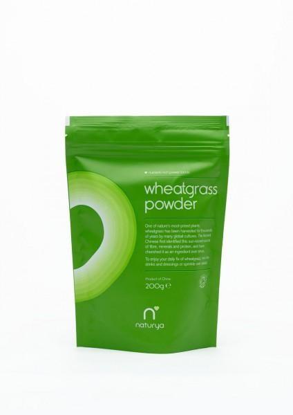naturya - BIO Weizengraspulver, 200g