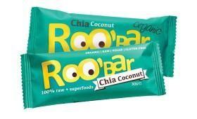 ROOBAR Chia & Kokosnuss 20 x 30g, Bio