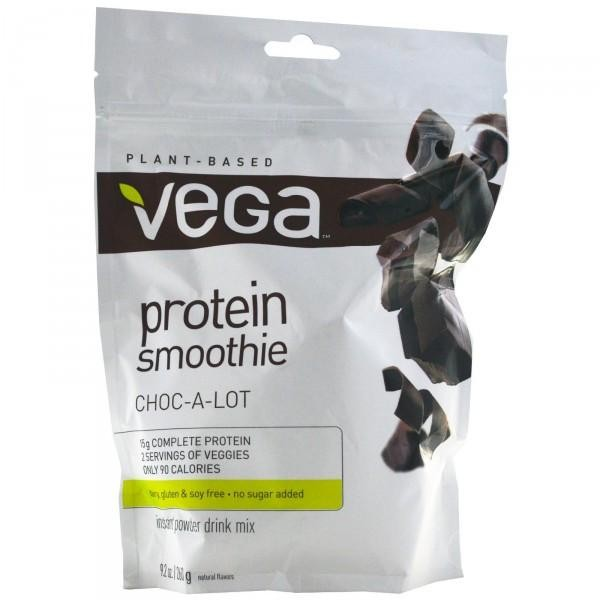 VEGA, Protein Smoothie - Choc-A-Lot, 264g