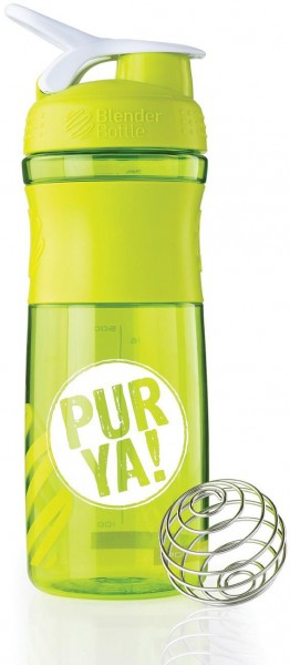 PURYA Shaker - Green/White