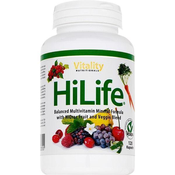 HiLife, Obst & Gemüse Kapseln