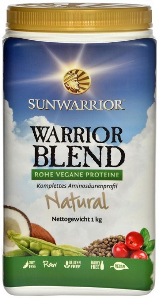 Sun Warrior Blend - Natural, 1000g, Bio