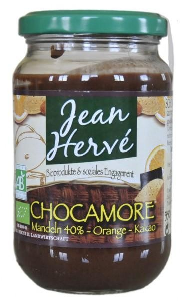 Jean Hervé, BIO Chocamore ohne Palmfett