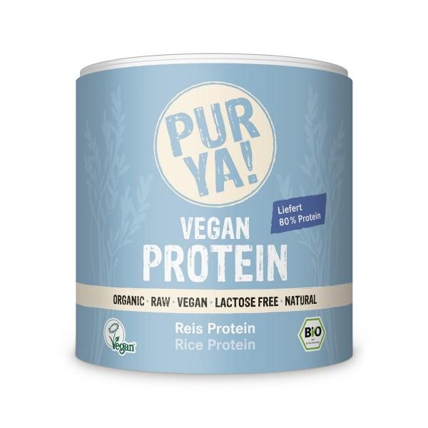 PURYA! Bio Vegan Protein - Reisprotein