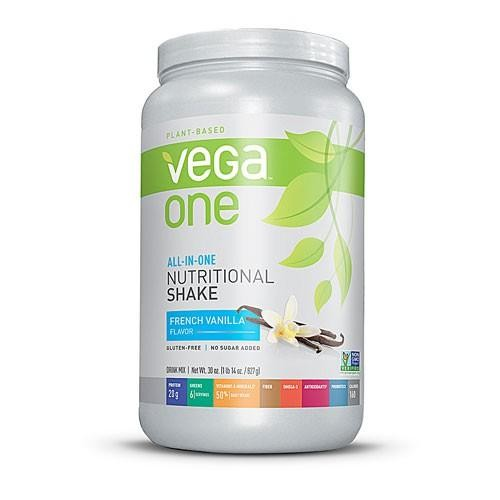 VEGA One - all in one nutritional shake - French Vanille