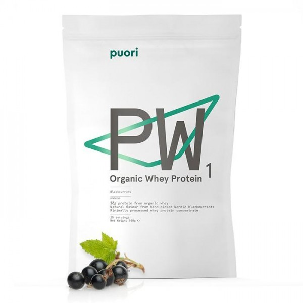 PUORI - PW1-Pure Whey Blackcurrant, 900g