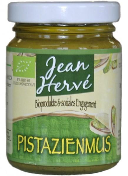 Jean Hervé, BIO Pistazienmus