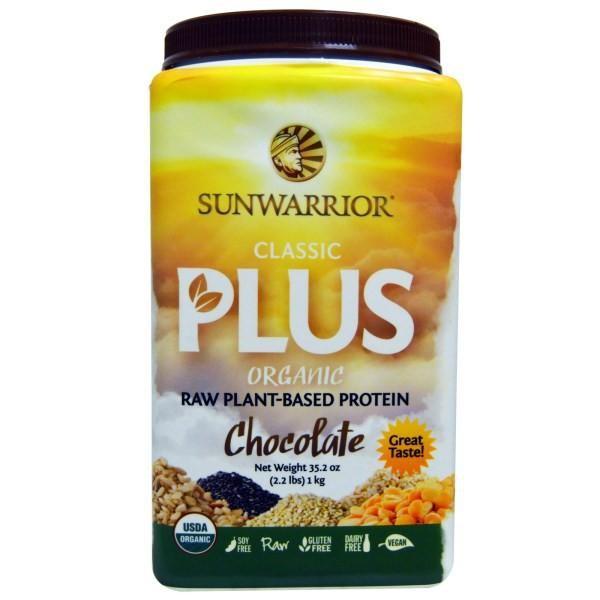 Sun Warrior Classic Plus - Schokolade 1kg, Bio