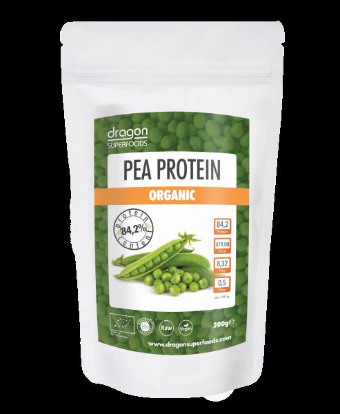 Bio Erbsen Protein Pulver