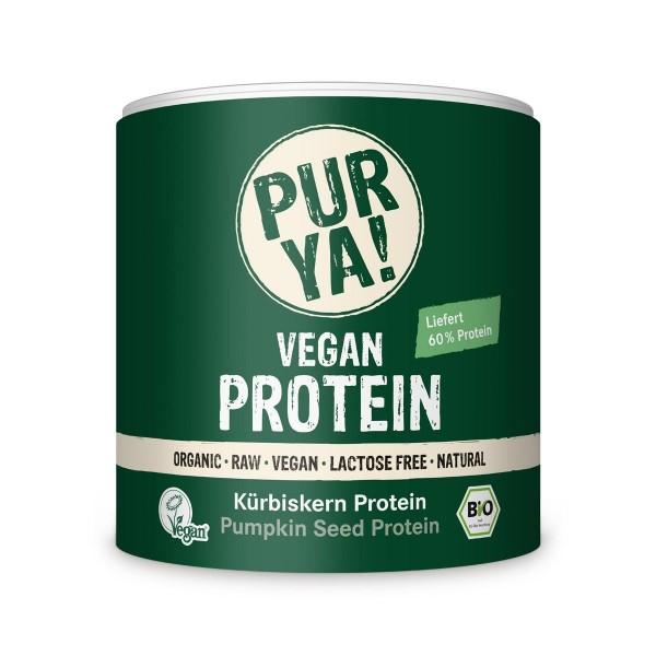 PURYA! Bio Vegan Protein - Kürbiskern Protein