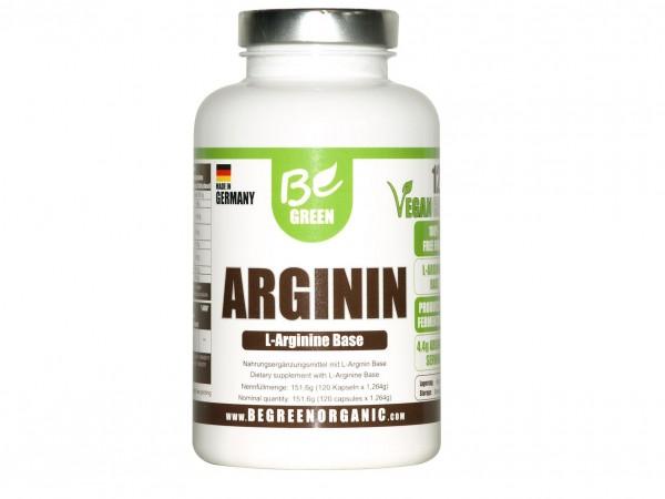 Vegane L-ARGININ Kapseln