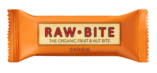 RAW BITE - Cashew Riegel, 50g