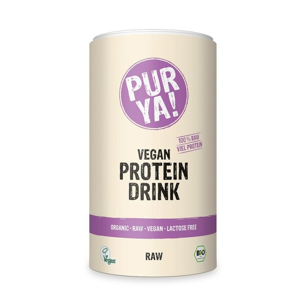 PURYA! Bio Vegan Protein Drink - Raw